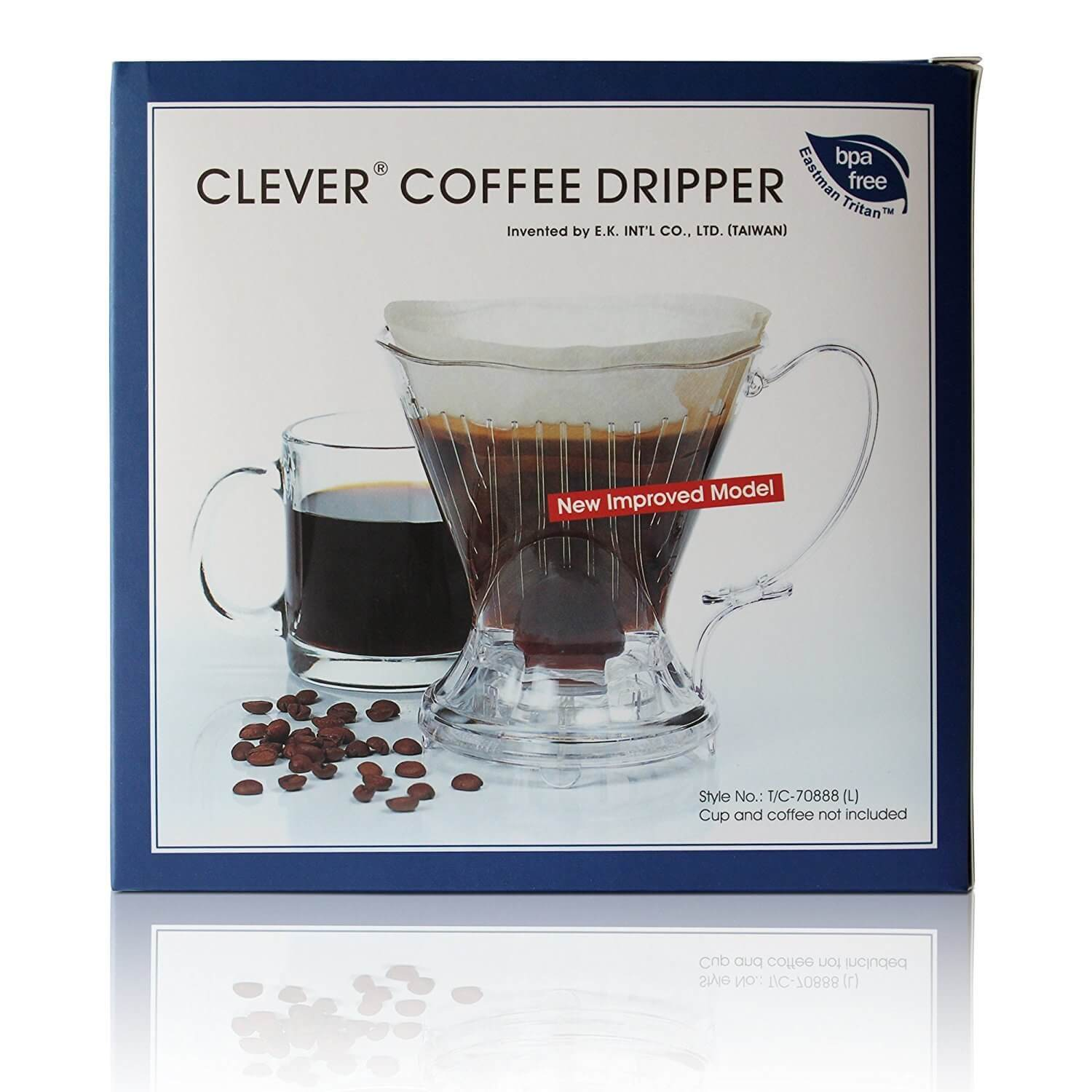 Pack Clever Dripper + 40 filtros