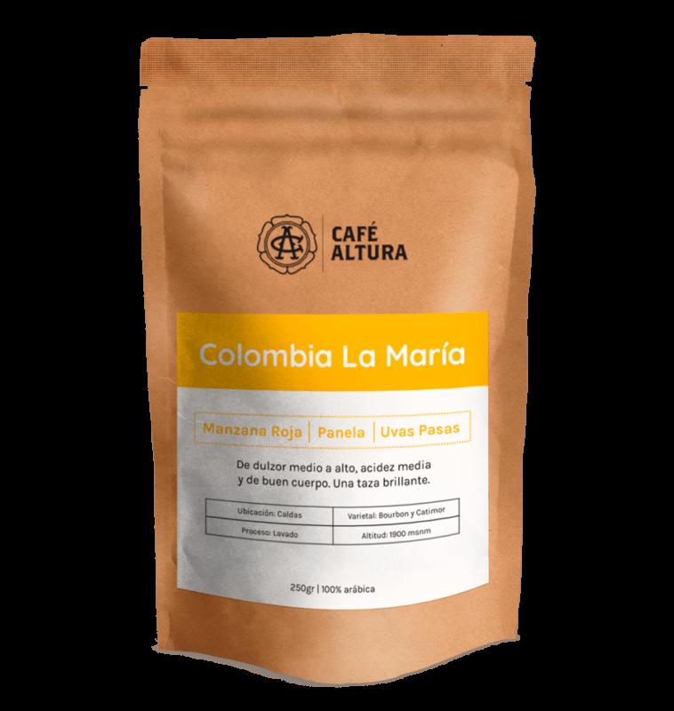 Colombia La María