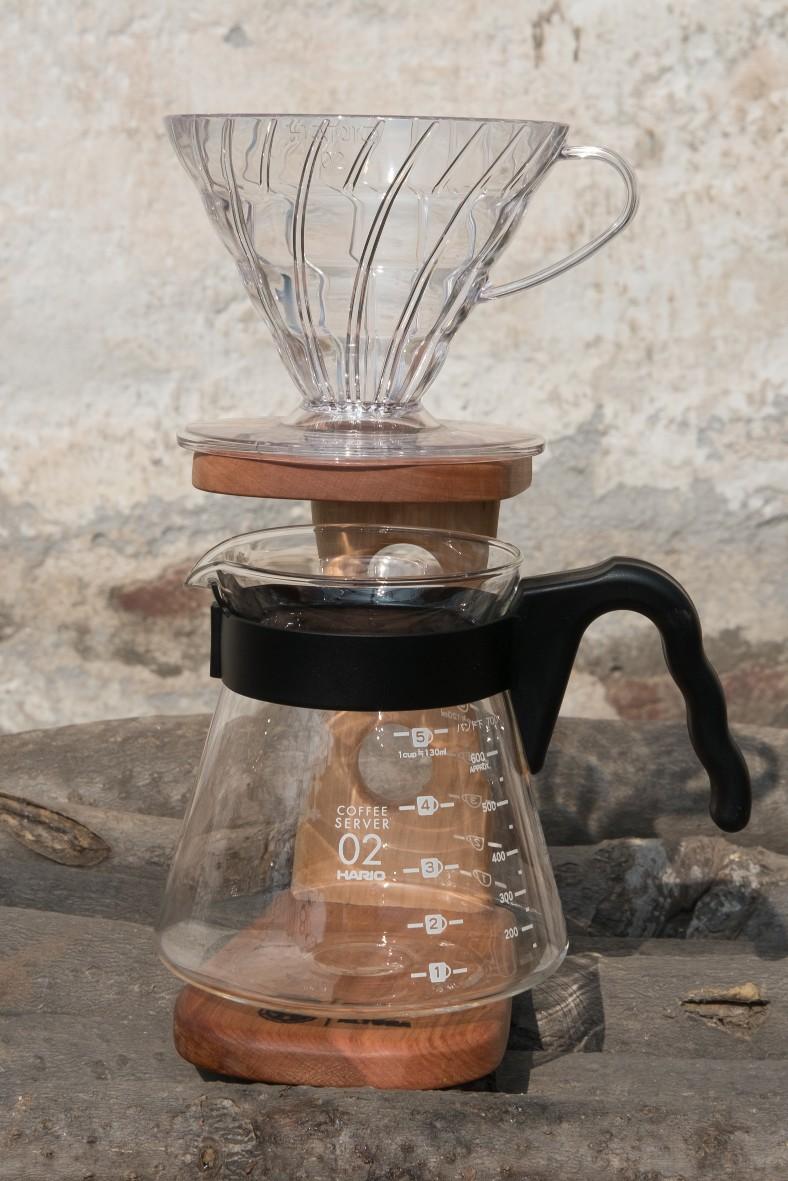 Drip Coffee Station para V60 o Kalita