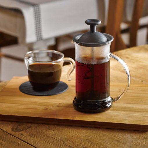 Cafetera Prensa Francesa Hario Slim S - 240 ML/Negro