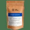 Bolsa de café en grano que contiene origen Etiopia Hunda Oli